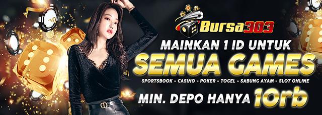 Selamat Datang ke BURSA303 Daftar Situs Judi Slot Online Terpercaya | Game Slot Deposit Pulsa